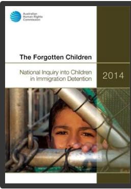 The Forgotten Children: National Inquiry into Children in Immigration Detention (2014)